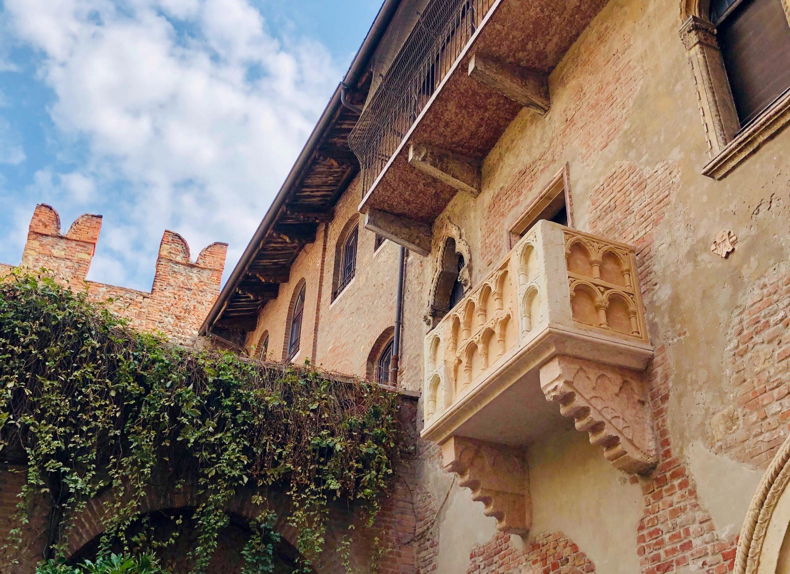 balcone di giulietta a verona